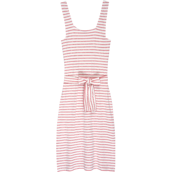 Rails Taylin Dress - Ivory Peony Stripe
