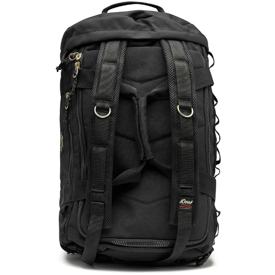Deus Ex Machina Dixon Duffle - Black