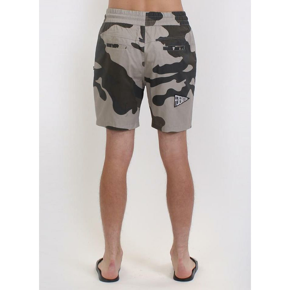 Federation Traveller Short - Military