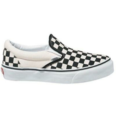 Vans Classic Slip On Shoes - Checkerboard