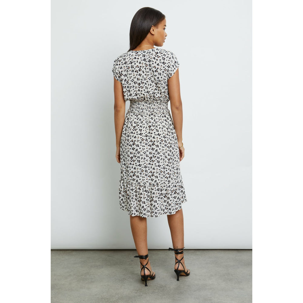 Rails Ashlyn Dress - Ivory Floral Cheetah