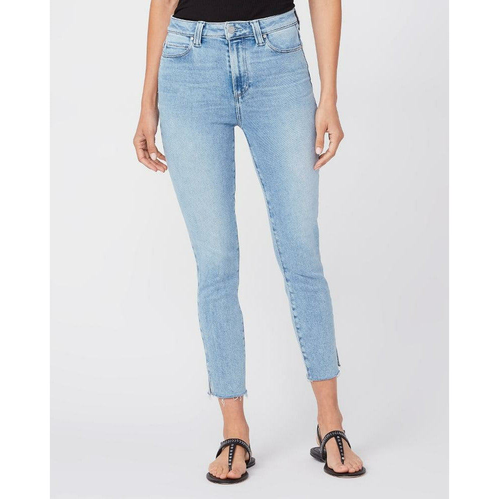 Paige Margot Skinny Jean - Kyline Distressed