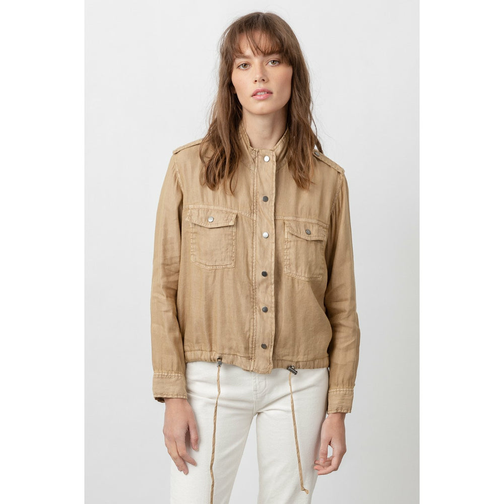 Rails Collins Jacket - Toffee