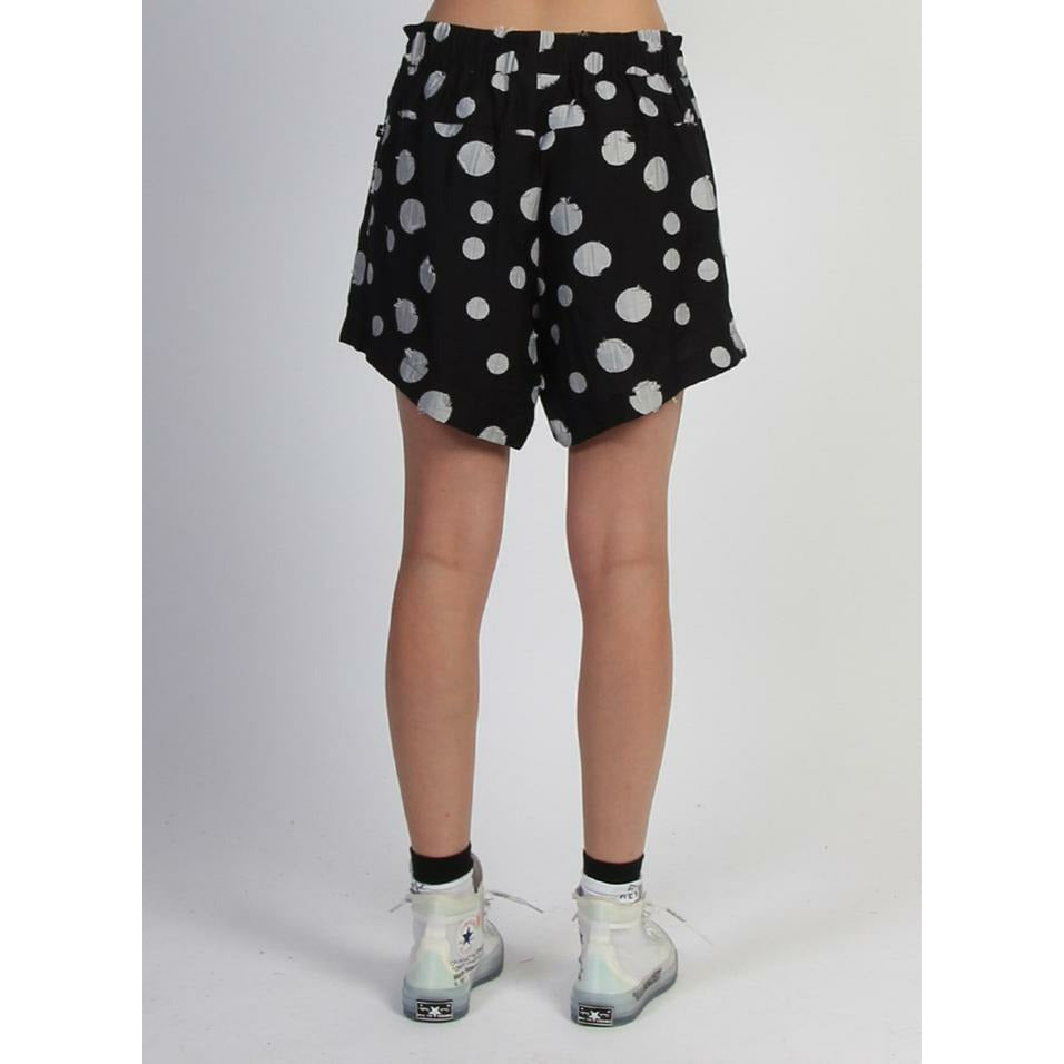 Federation Court Short - Black Dot