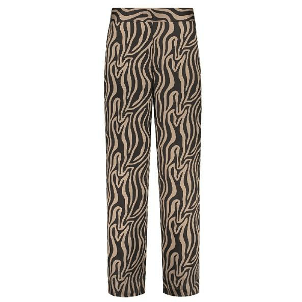 Rough Studios Dania Pants - Black/Beige