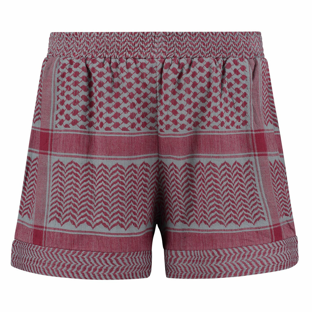Rough Studios Devito Shorts - Red/Blue
