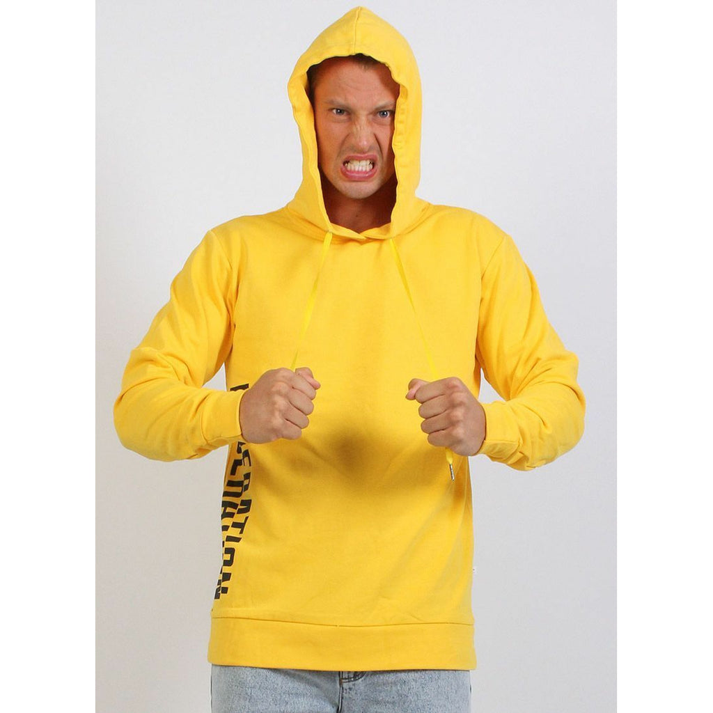 Federation Force (Splitter) Hood - Yellow