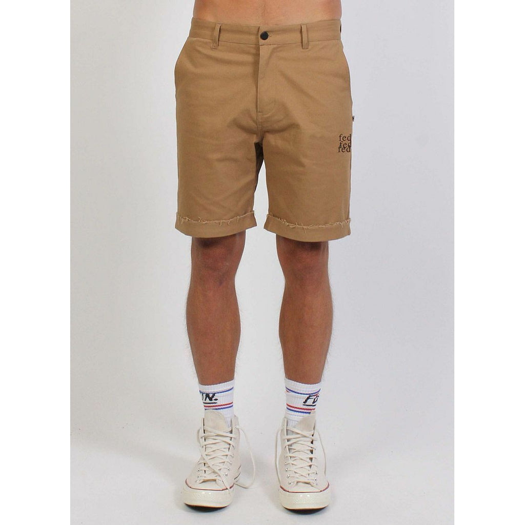 Federation Horizon Short - Tan
