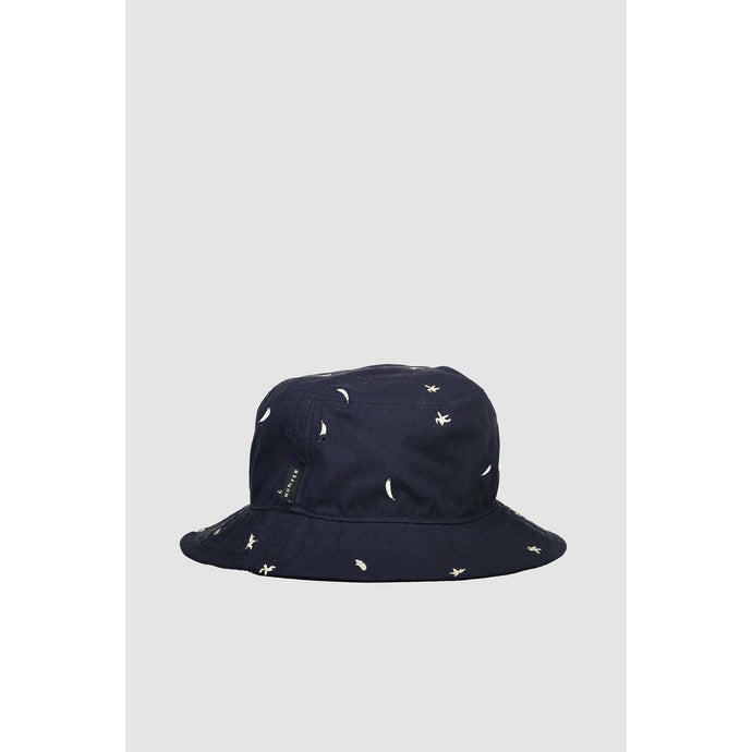 Huffer Bananas Bucket Hat - Navy