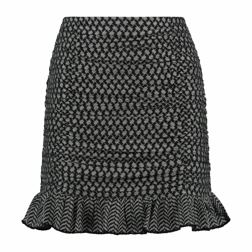 Rough Studios Liz Skirt - Grey/Black