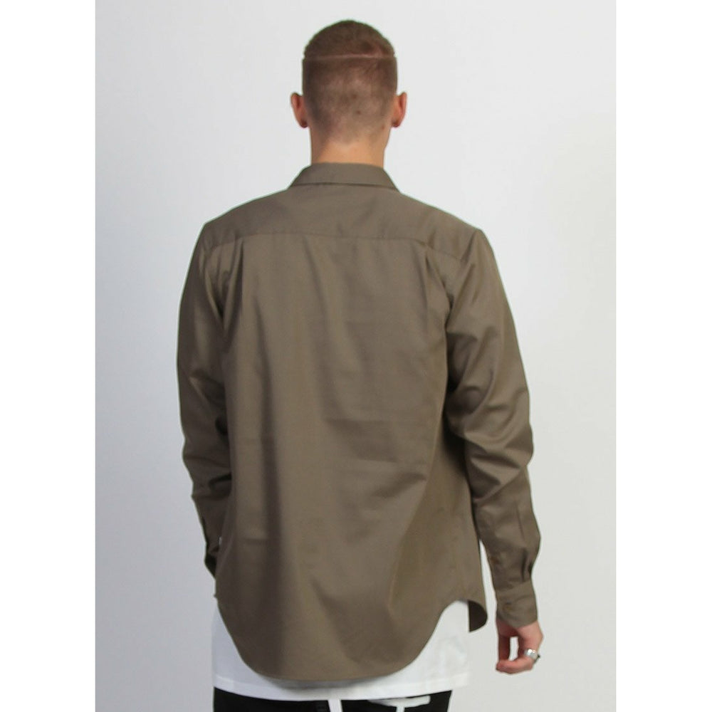 Federation Mondays Shirt - Khaki