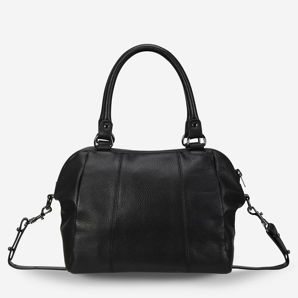 Status Anxiety Force Of Being Bag - Black