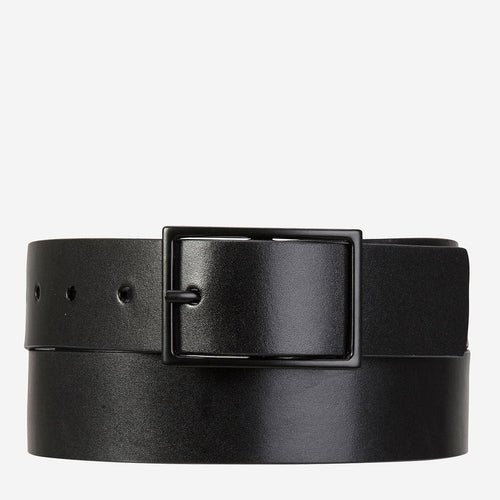Status Anxiety Natural Corruption Belt - Black