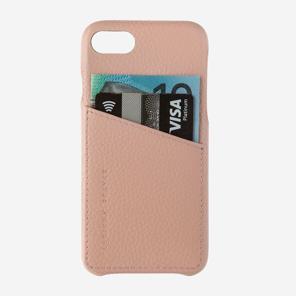 Status Anxiety Hunter & Fox Iphone X/XS Case - Dusty Pink