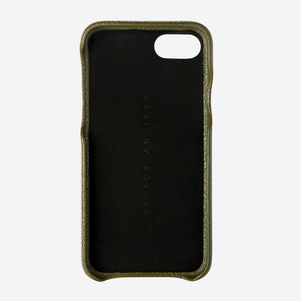 Status Anxiety Hunter & Fox Iphone X/XS Case - Khaki