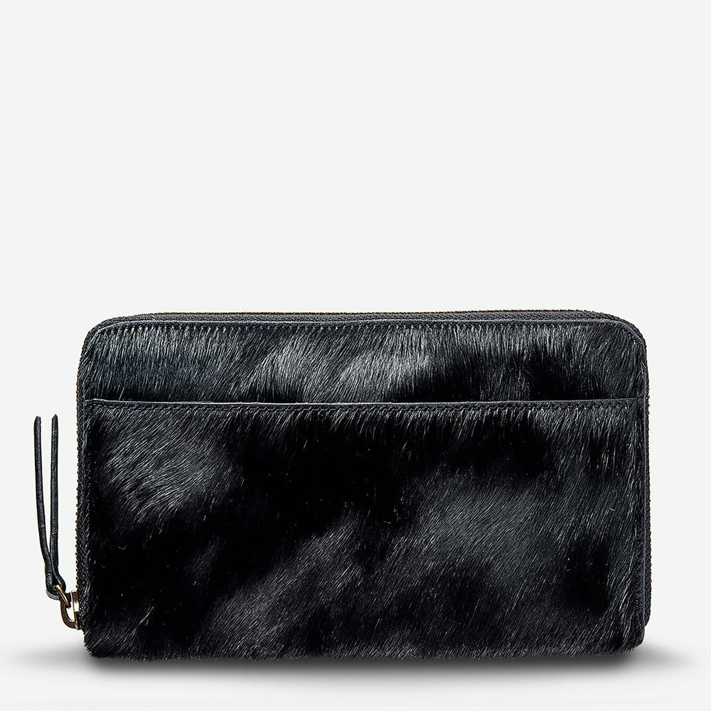 Status Anxiety Delilah Wallet - Black