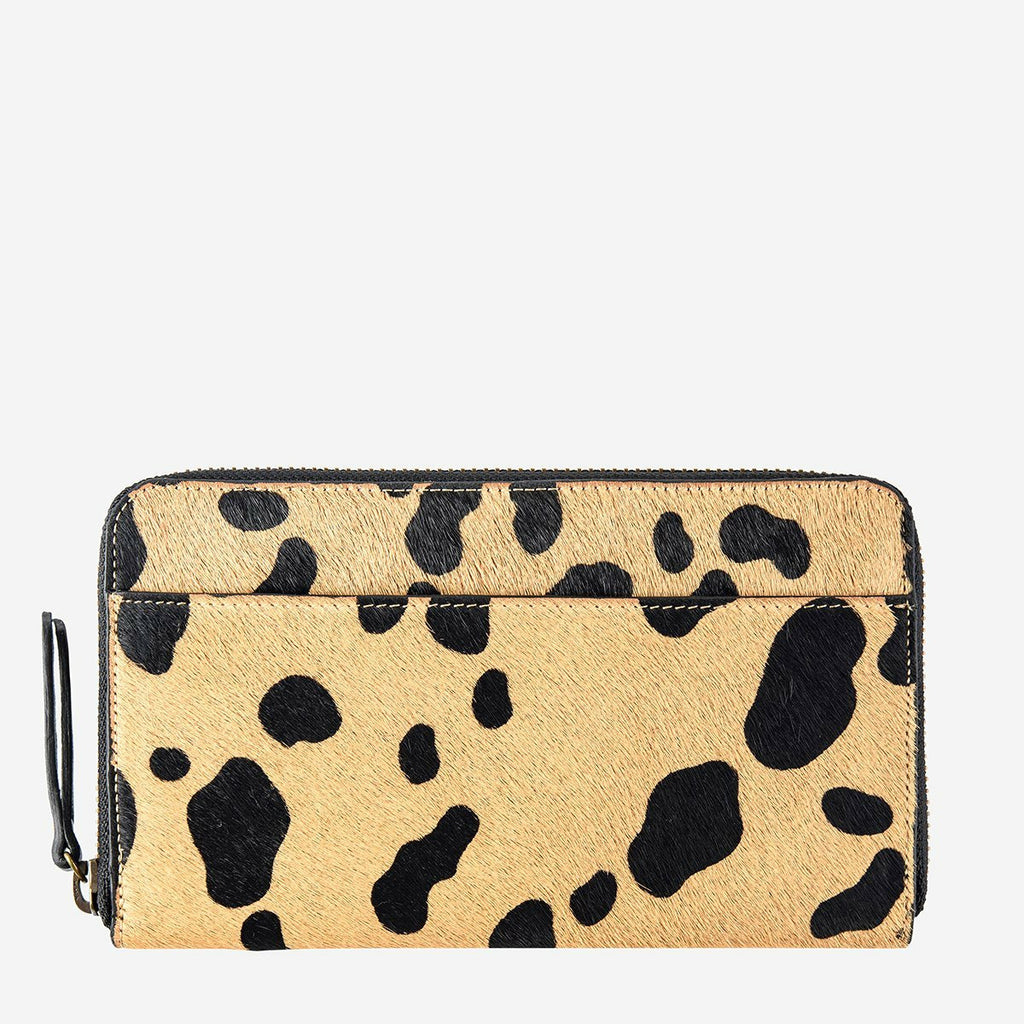 Status Anxiety Delilah Wallet - Wild Cat