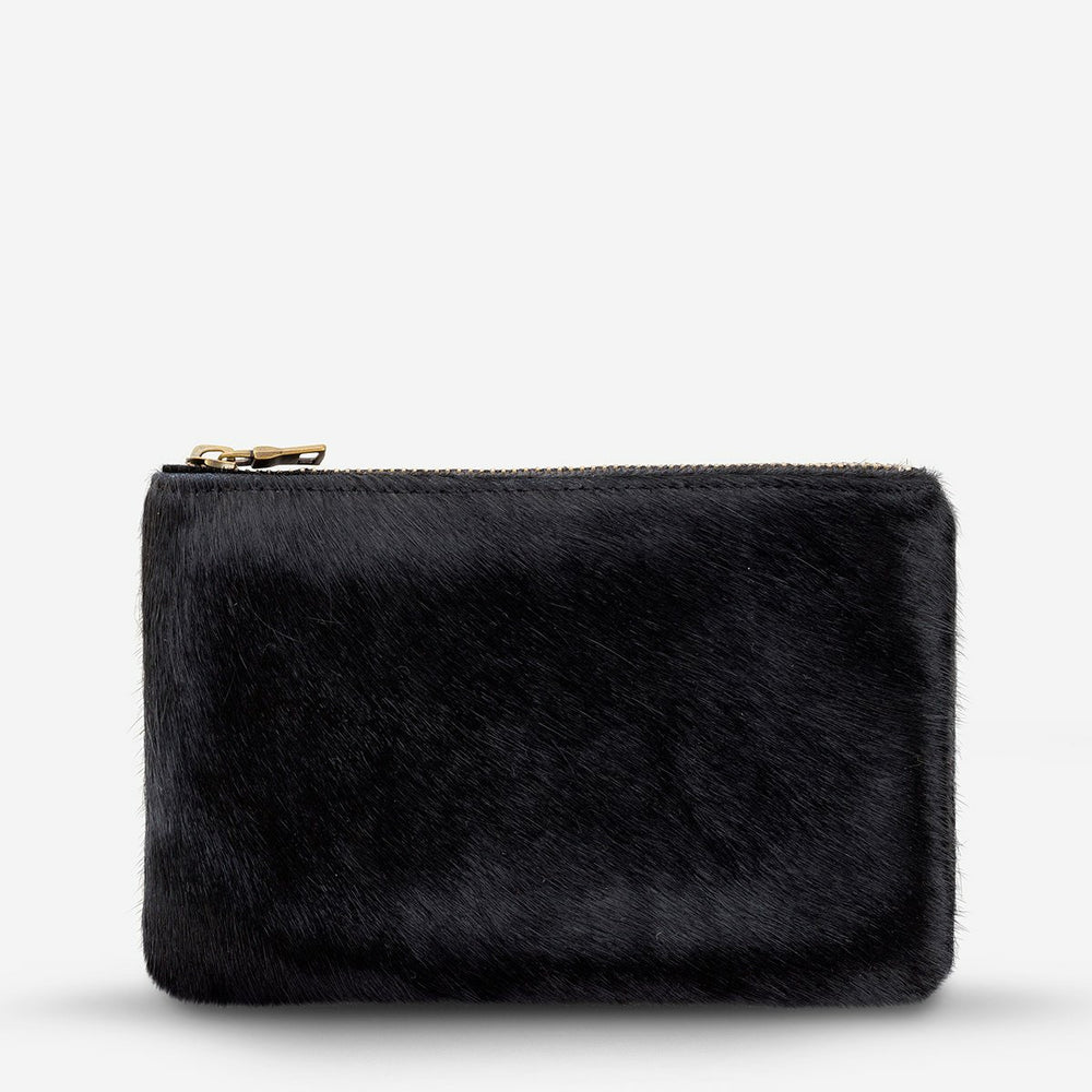 Status Anxiety Maud Wallet - Black