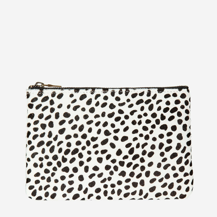 Status Anxiety Maud Wallet - Snow Cheetah