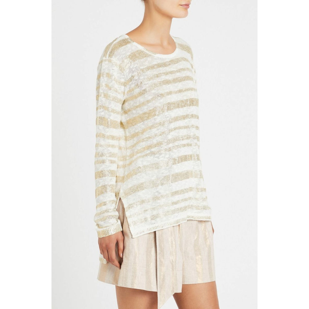 Sass and Bide On The Line Knit - Ivory