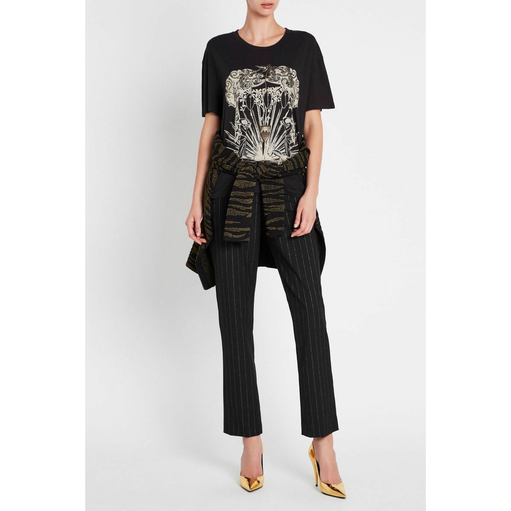 Sass and Bide The Colluseum Tee - Black