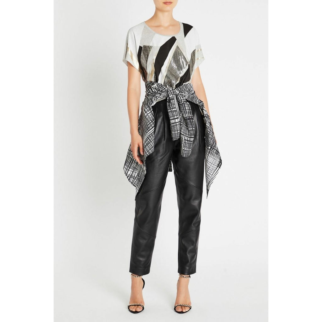 Sass and Bide The Goods Tee - Grey Marle
