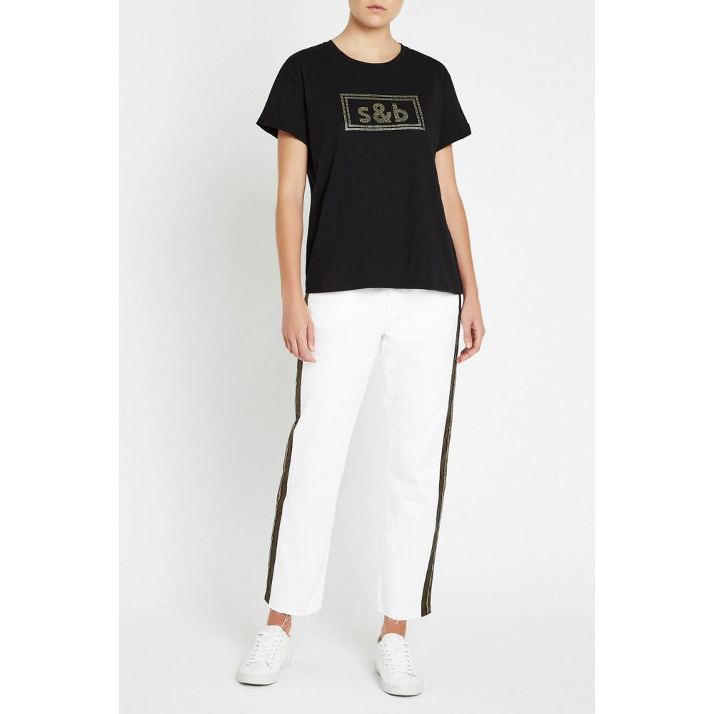 Sass and Bide The Brave Tee - Black