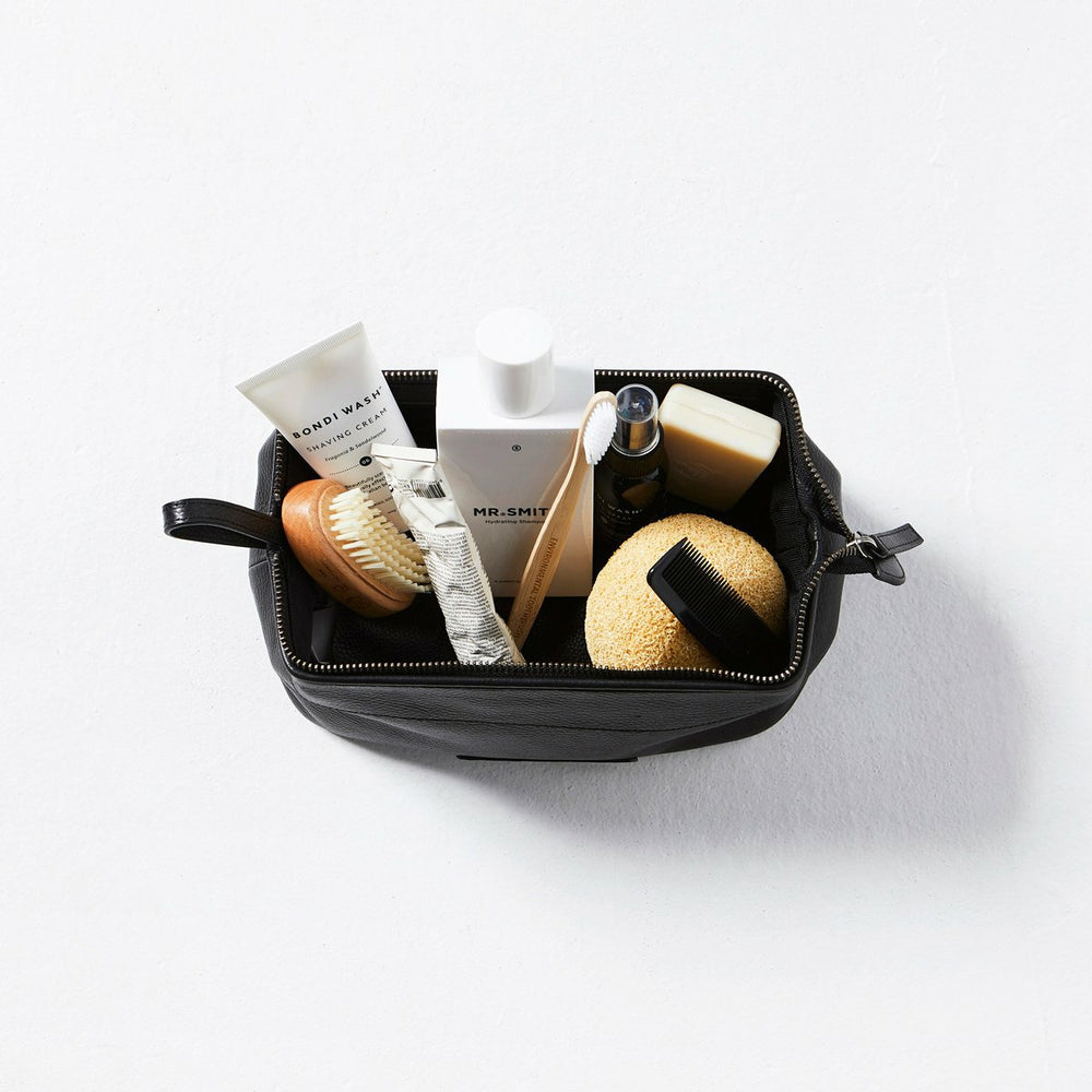 Status Anxiety Liability Toiletries - Black