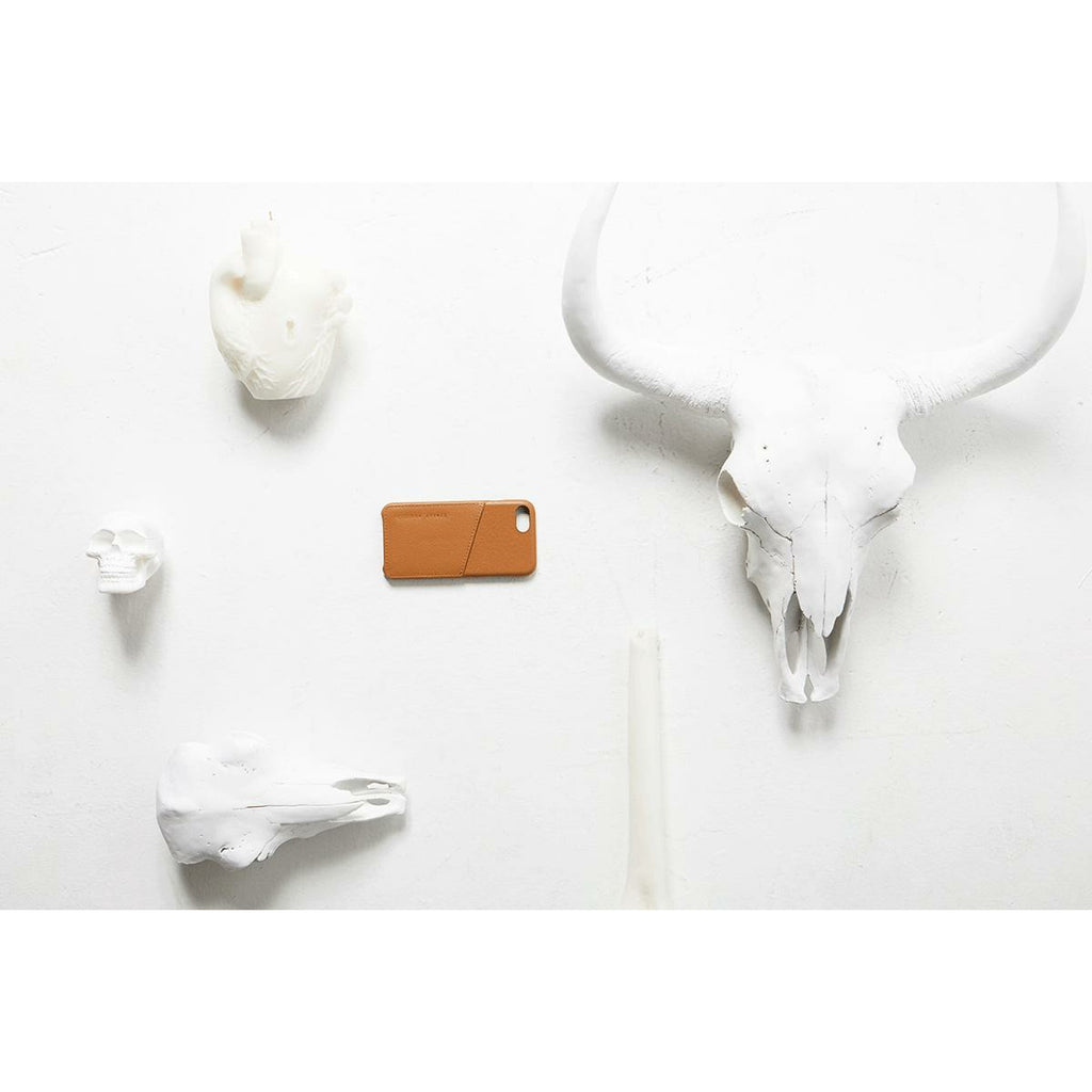 Status Anxiety Hunter & Fox Iphone X/XS Case - Tan