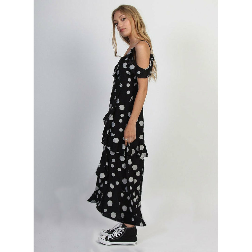 Federation The Visit Dress - Black Spot