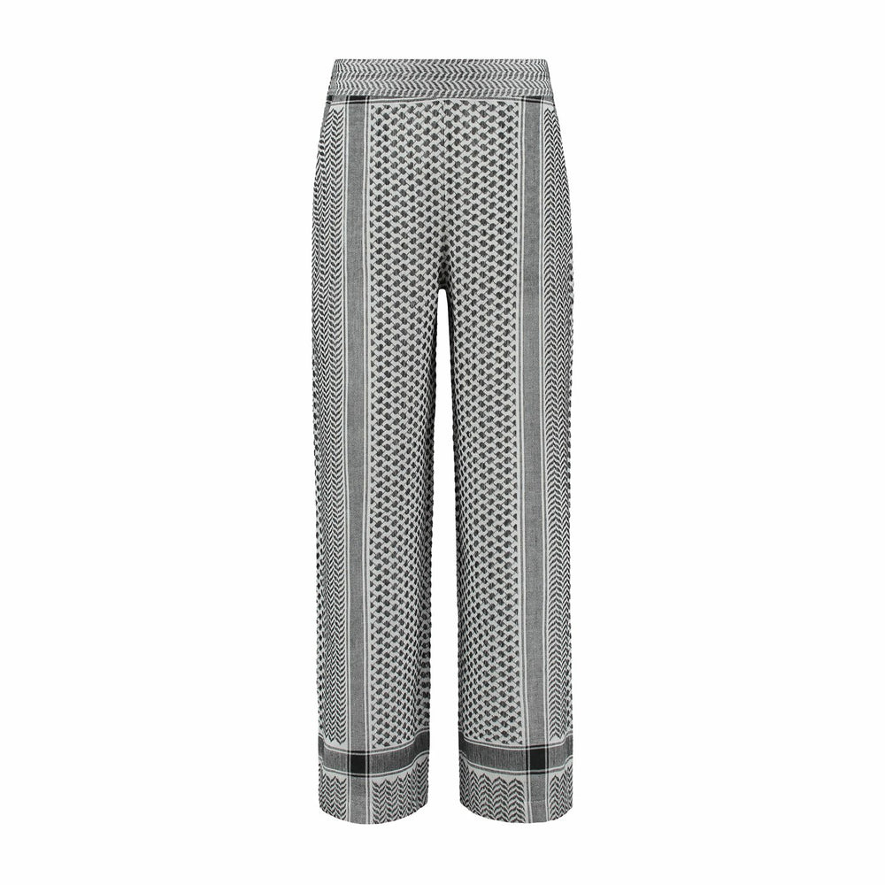 Rough Studios Veneto Pants - Black/White