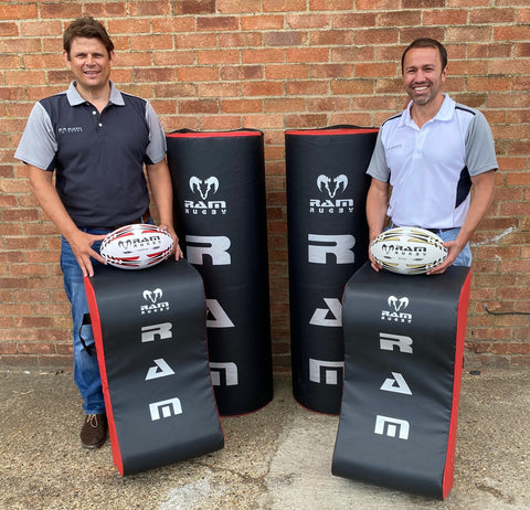 RAM SPORTS WELCOMES NEW SALES DIRECTOR