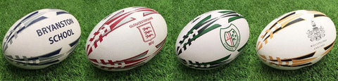 Custom Rugby Balls Special Offer - Buy Now Pay Later