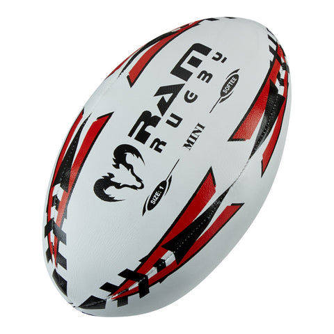 Mini Rugby Ball - Softee - 15cm