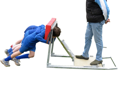 Predator Preppie Junior Scrum Machine