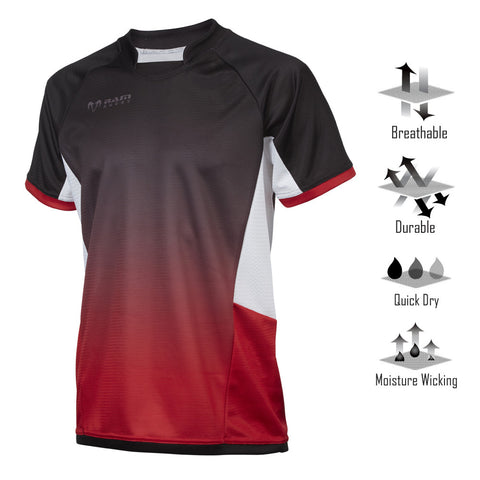 Club Rugby Shirt - Panelled