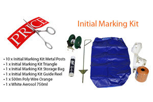 Initial Marking Kit