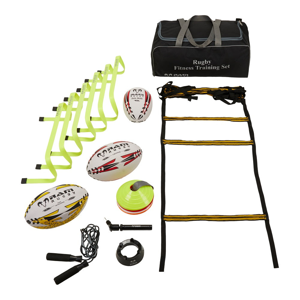 Rugby Fitness Training Set