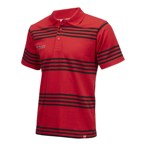 Yarn Dye Polo Shirt