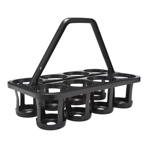 8 Bottle Plastic Water Bottle Carrier