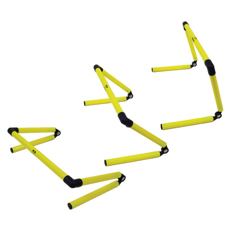 Adjustable Step Training Hurdles