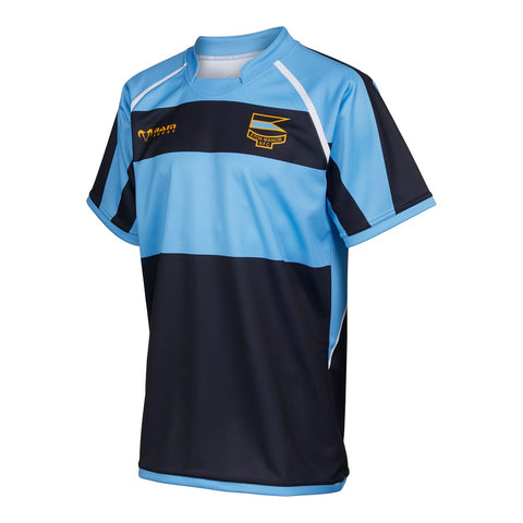 Eton Manor RFC - Challenger Rugby Shirt- Sublimated - Junior