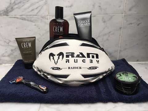 Rugby Ball Wash Bag