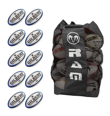 Gilbert Omega - Match Ball - Bundle