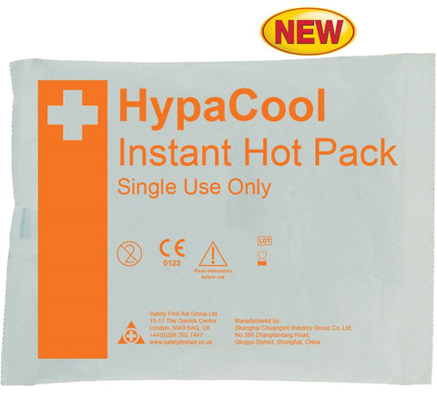Instant Hot Pack (Pack of 25)