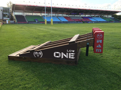 Low One Rugby Scrum Machine