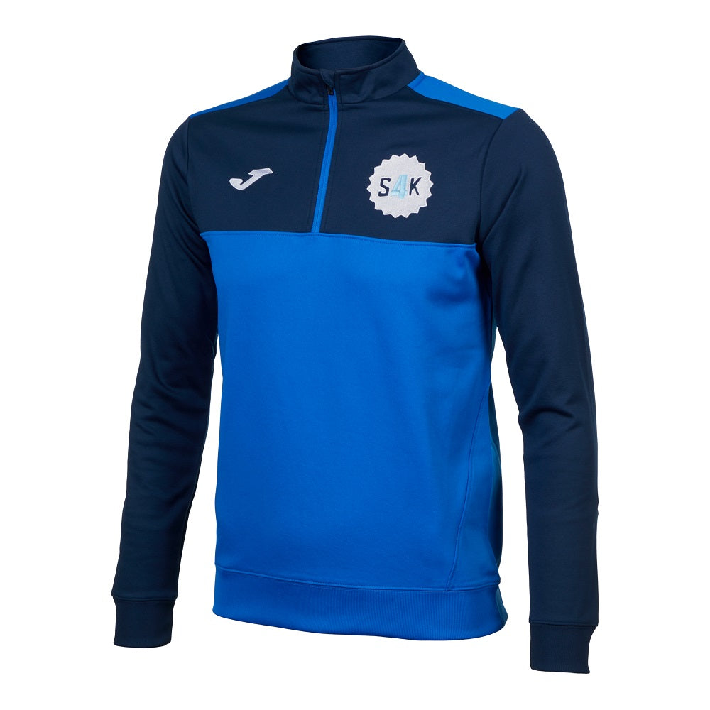 S4K Coaches Training Top / Jacket - 1/4 Length Zip