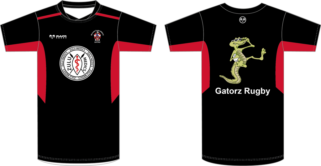 Barnard Castle RFC - Women's Technical T-Shirt - Sublimated
