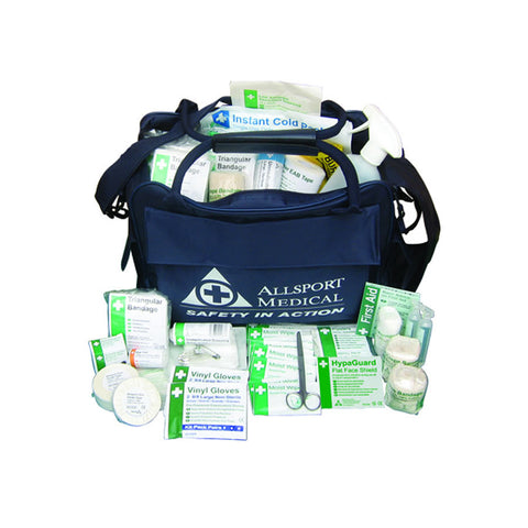 Rugby Team First Aid Kit - Refill