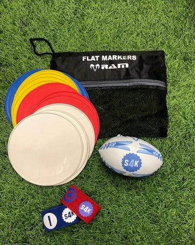 S4K Rugby Toddlers (18m to 3 yrs) & Cubs (3 to 4.5 yrs) Practice@Home Kit